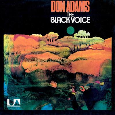 Don Adams - Black Voice (1972)
