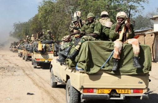 240 boko haram terrorists chadian troops