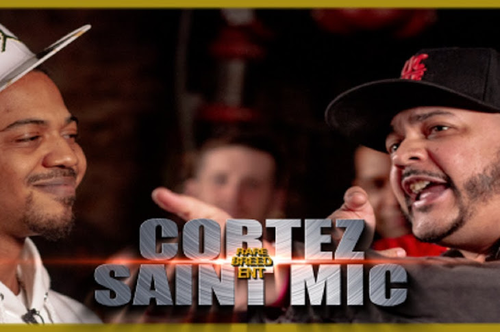 RBE Presents: Cortez vs Saint Mic
