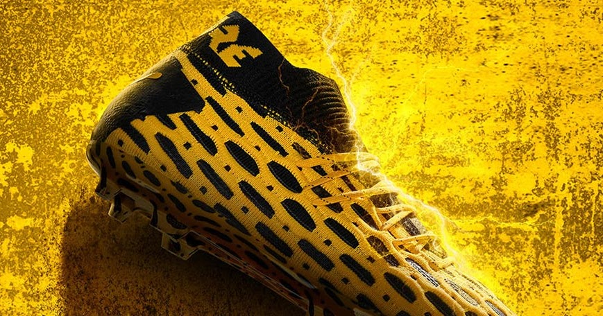 Bold Yellow Black Puma Future 5 1 Boots Released Spark