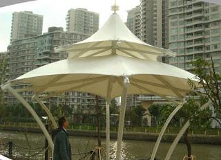 Tenda membrane tangrang