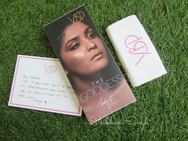 YBP color creams goddess review