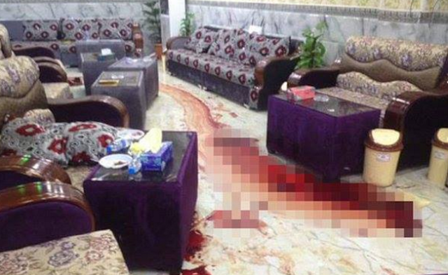 Isis Menyerang Sebuah Cafe Real Madrid Irak