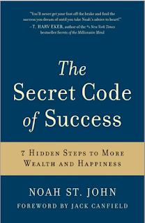 The Secret Code of Success - A Success Dream : Noah St. John Download Free Career Book