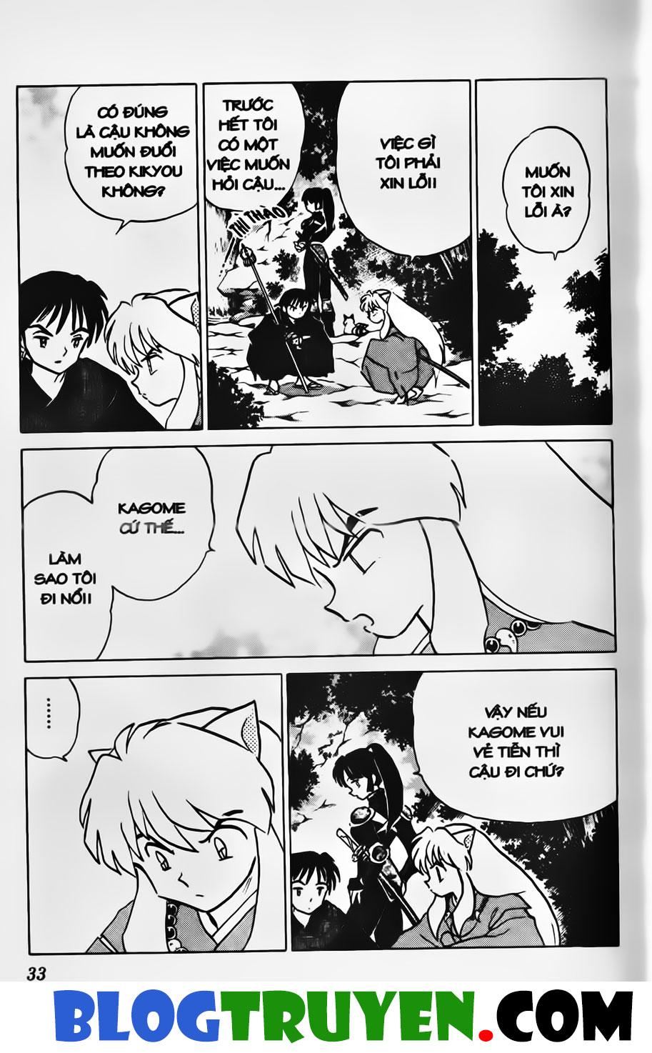 Inuyasha vol 32.2 trang 12