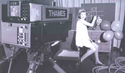 Behind The Scenes at BBC Test Card F