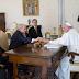 Fotos y Comentarios del Presidente Nelson al reunirse con el Papa Francisco