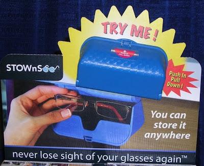 eyeglass storage case