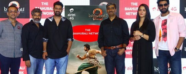 Baahubali 2 - The Conclusion Airtel 4G plans and recahrges