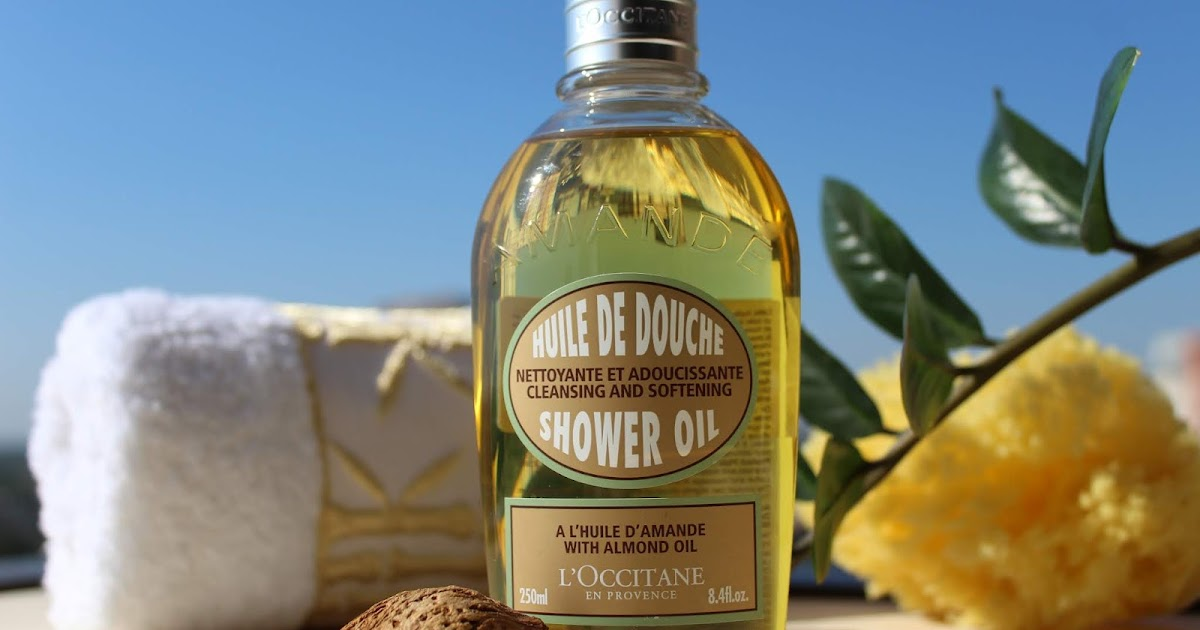 L'Occitane Almond Shower Oil Review / обзор. - Beauty Unearthly