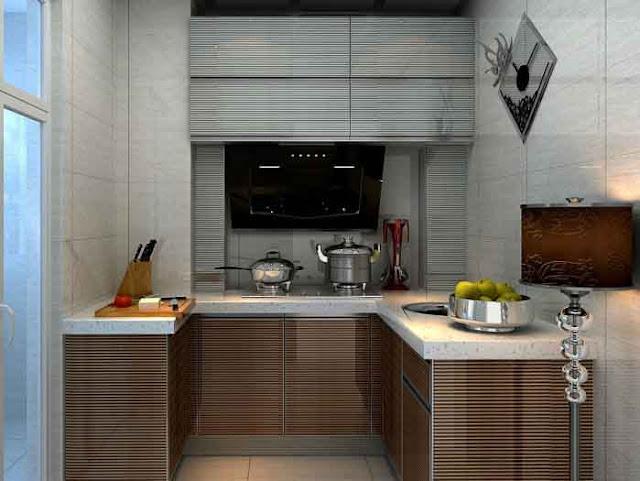 ini demi mengikuti perkembangan global terutama semakin bertambahnya populasi penduduk se 50 Desain Dapur Minimalis Terbaru 2018