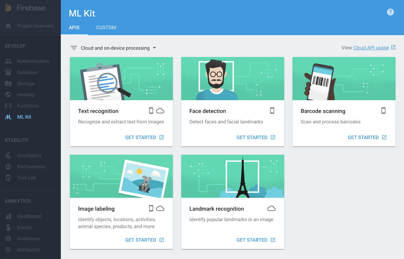 Google Developers Blog: Introducing ML Kit