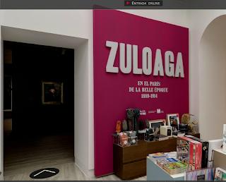 http://exposiciones.fundacionmapfre.org/zuloaga/visita_virtual/visita_virtual.html