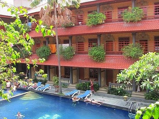 7 Daftar Hotel Murah Di Bali Tarif Rp150000 An