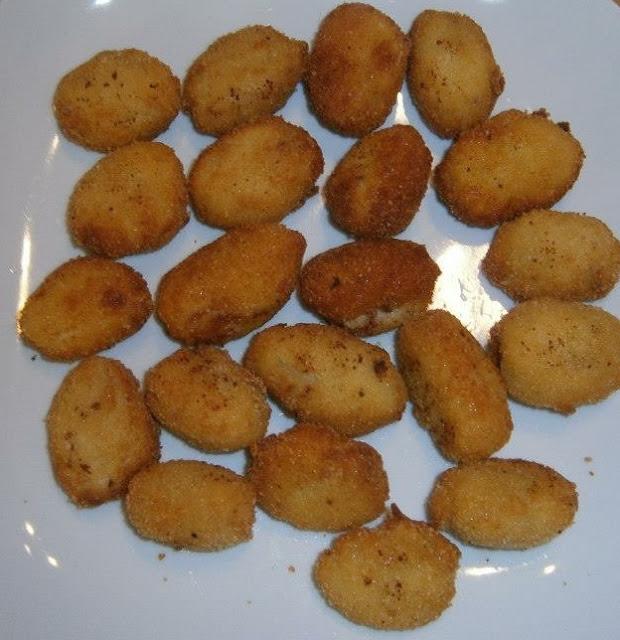 Croquetas de pollo 1