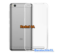 Gel transparente Redmi 5A