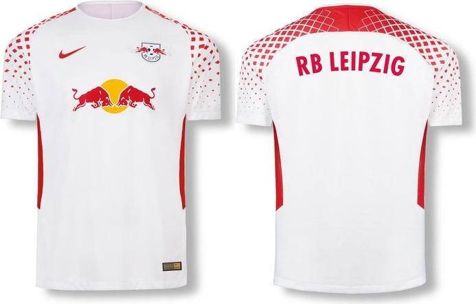 220533d8f5750 Nike lança as novas camisas do RB Leipzig - Show de Camisas