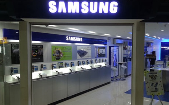 Samsung after sales service