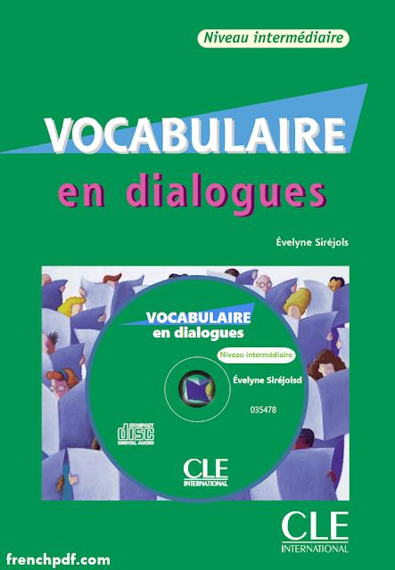 Vocabulaire en dialogues Niveau intermédiaire pdf + CD audio