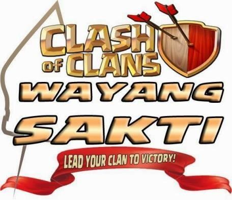 clash of clans indonesia logo