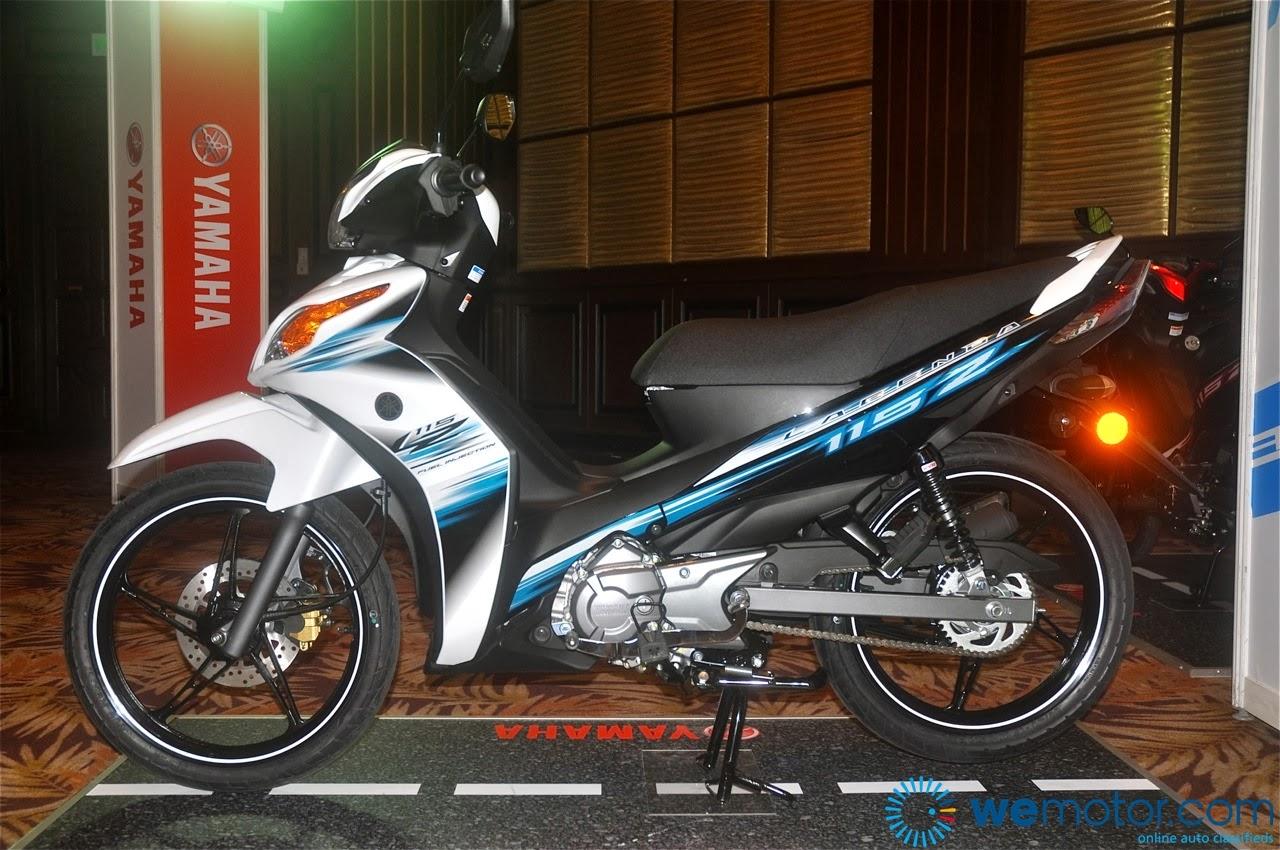 Yamaha Lagenda 115Z Fuel Injection 2014 Di Lancarkan
