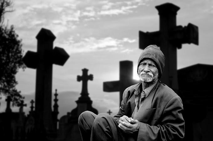 Il dolore dell'umanità nel dolore del Figlio di Dio #passeggiandoneilibri