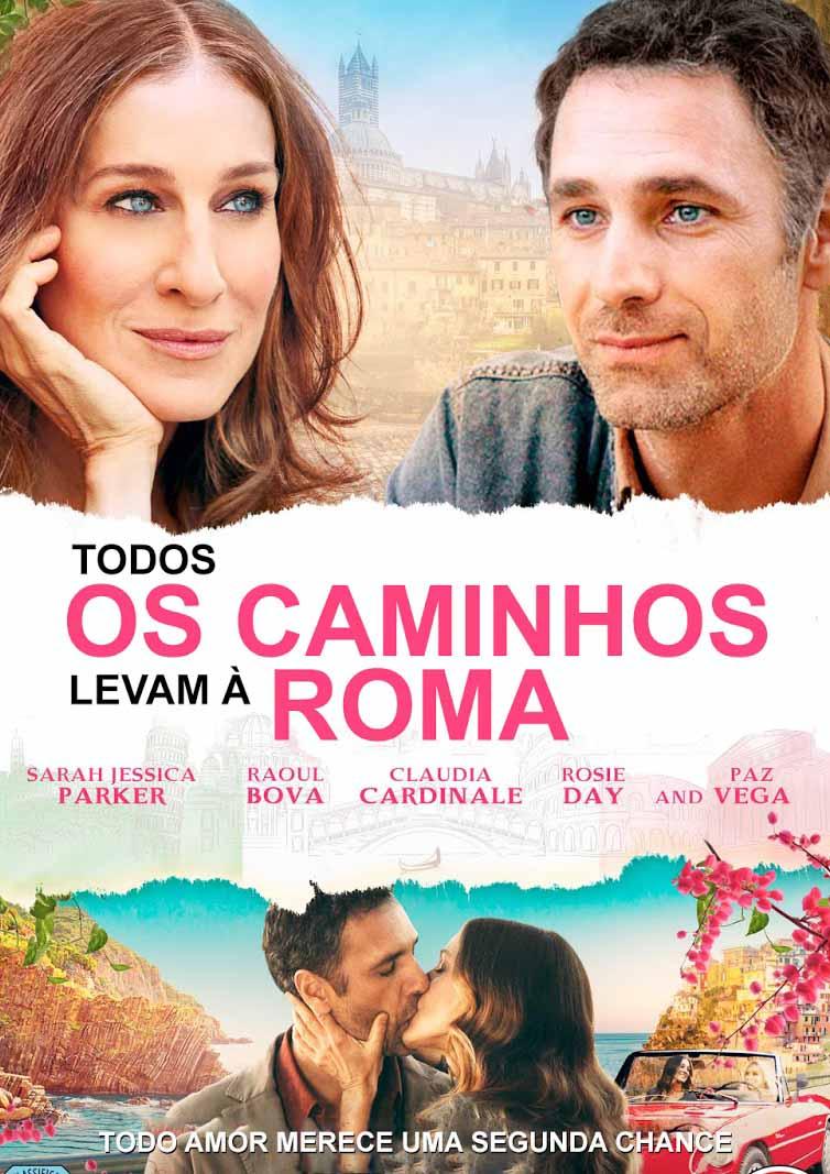 Todos os Caminhos Levam a Roma Torrent – BluRay 720p e 1080p Dublado (2016)