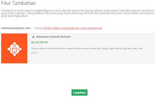 Langkah 3 Cara Beli Domain