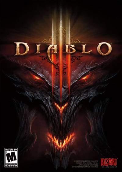 Diablo 3 PC Full 2012 Español Descargar DVD9 ISO