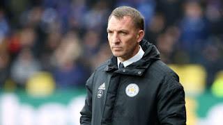 Trực tiếp Leicester City và Rodgers