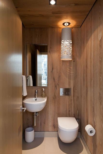 ห้องอาบน้ำขนาดเล็ก