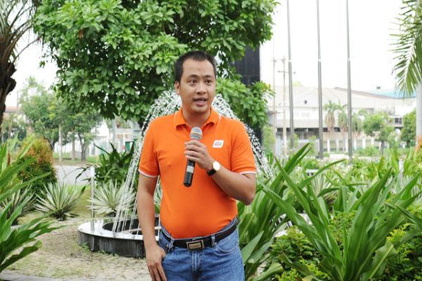 Cán bộ CNV FPT Tân Thuận Chào Cờ Tăng Gấp Đôi 1