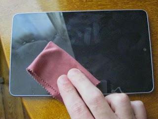 Cara Menghilangkan Goresan Pada Layar Smartphone