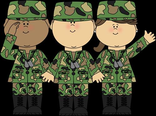 military clip art army - photo #31