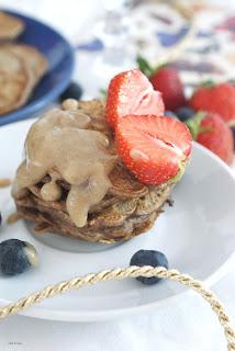 fit śniadaniowe placki z cukinii