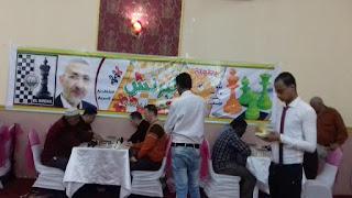 مسابقة للشطرنج بنادى الأطباء بالإسكندرية يقيمها الاتحاد المصرى للشطرنج