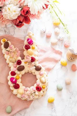 Recette lapin de Pâques façon Number Cake