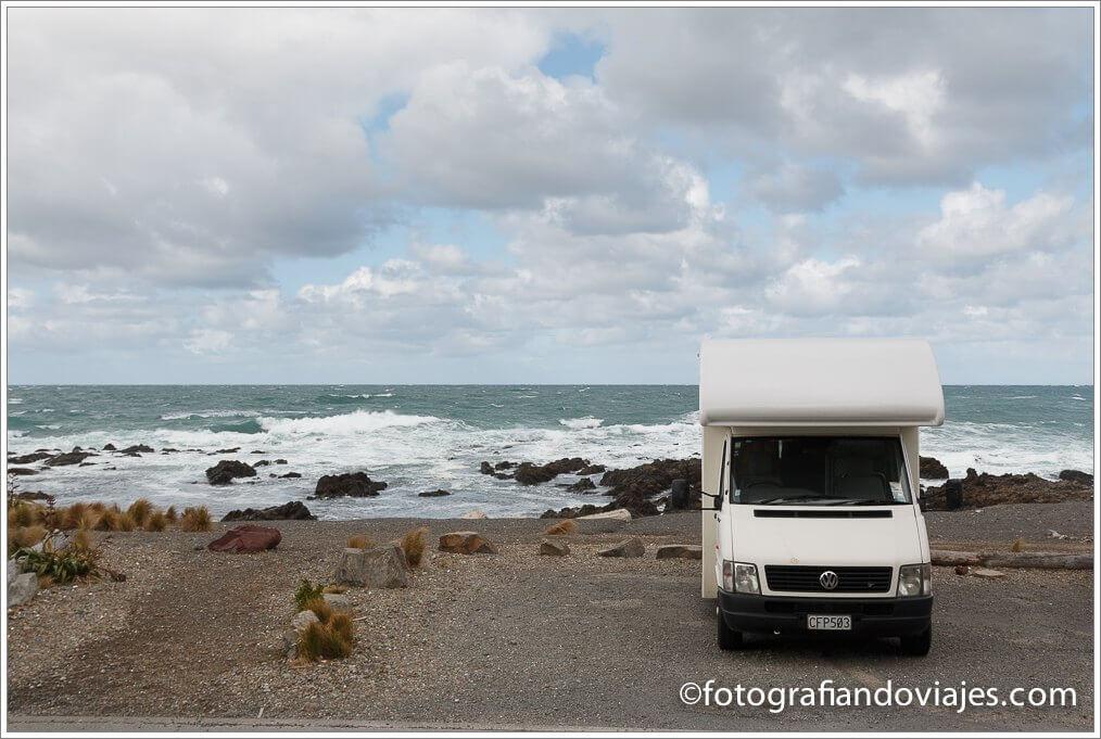 Playa de Owhiro