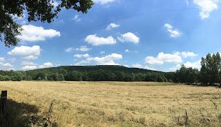 Panorama der Halde Haniel