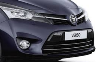 2016 Toyota Proace Verso UK