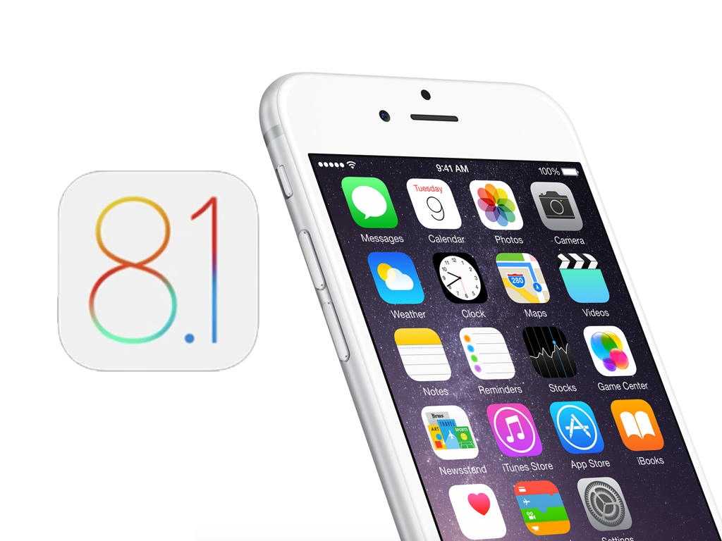 Apple Launches iOS 8.1. It is Now Available for Download