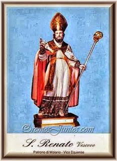 12 novembre - San Renato Vescovo - Auguri Renato!