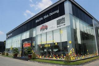 Danh sach đại lý Mazda Hà Nội và TPHCM