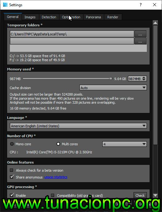 Descarga Kolor Autopano Giga 3