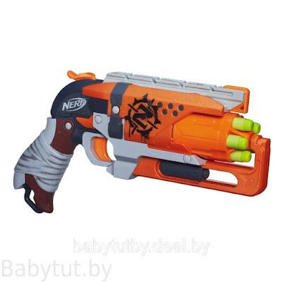 Súng đồ chơi Nerf Hammershot