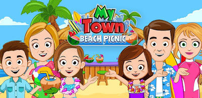 My Town Beach Picnic Apk for Android
