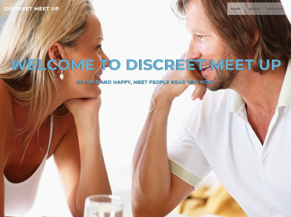 Discreet meeting
