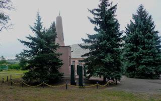 Иванополье. Памятник погибшим односельчанам