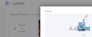 LightMV, herramienta para crear vídeos online