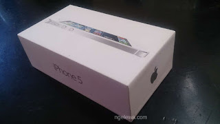 box standar iphone baru